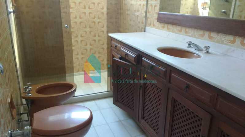 banheiro - Apartamento Cosme Velho,IMOBRAS RJ,Rio de Janeiro,RJ À Venda,4 Quartos,190m² - FLAP40014 - 20