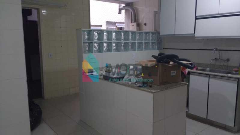 cozinha 1.1 - Apartamento Cosme Velho,IMOBRAS RJ,Rio de Janeiro,RJ À Venda,4 Quartos,190m² - FLAP40014 - 24