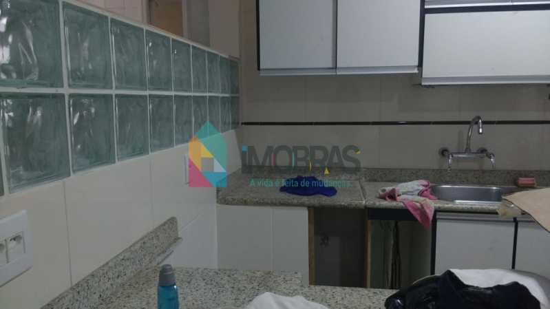 cozinha 1 - Apartamento Cosme Velho,IMOBRAS RJ,Rio de Janeiro,RJ À Venda,4 Quartos,190m² - FLAP40014 - 25
