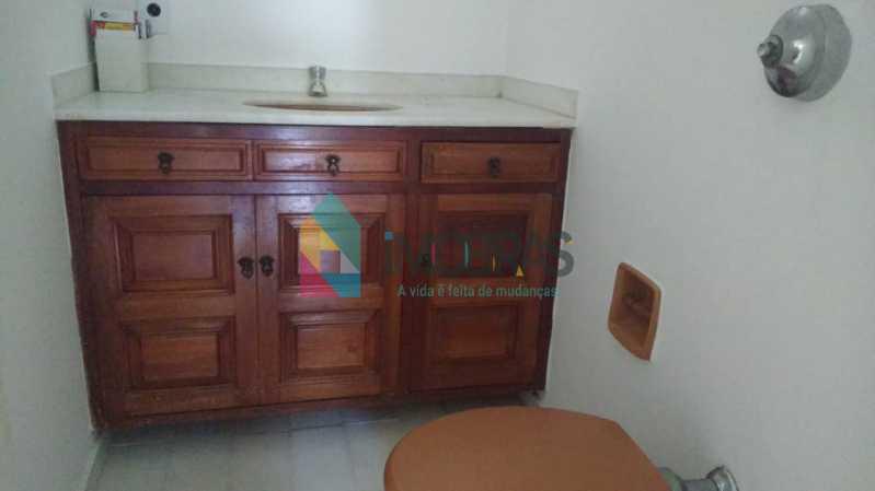 lavabo - Apartamento Cosme Velho,IMOBRAS RJ,Rio de Janeiro,RJ À Venda,4 Quartos,190m² - FLAP40014 - 23