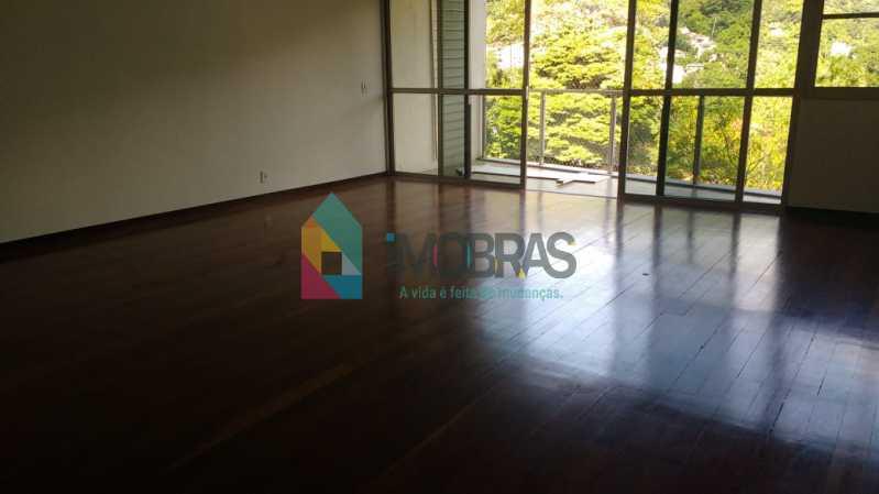 sala 1.1 - Apartamento Cosme Velho,IMOBRAS RJ,Rio de Janeiro,RJ À Venda,4 Quartos,190m² - FLAP40014 - 3