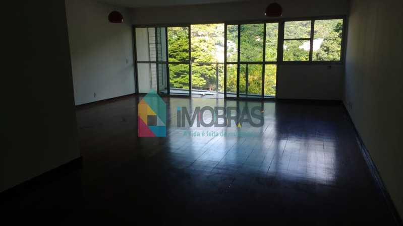 sala 1.2 - Apartamento Cosme Velho,IMOBRAS RJ,Rio de Janeiro,RJ À Venda,4 Quartos,190m² - FLAP40014 - 1