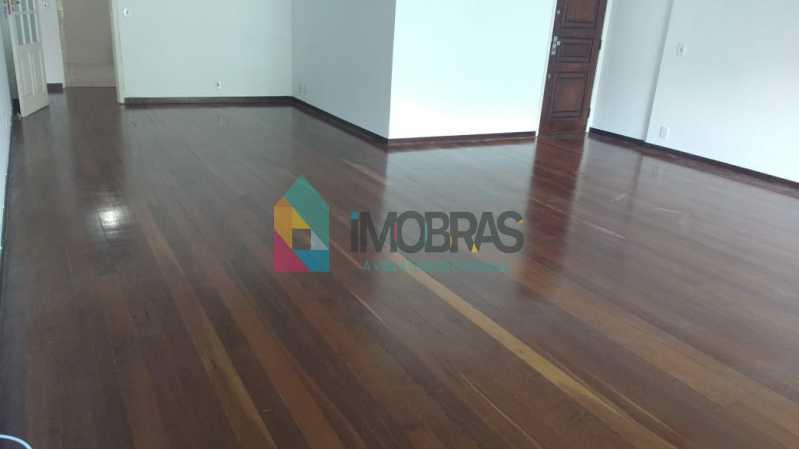 Sala - Apartamento Cosme Velho,IMOBRAS RJ,Rio de Janeiro,RJ À Venda,4 Quartos,190m² - FLAP40014 - 5
