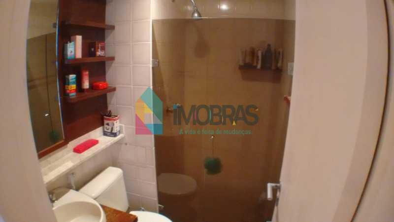 Banheiro da Suíte - APARTAMENTO NO FLAMENGO COM VAGA DE GARAGEM!!!! - FLFL20001 - 17