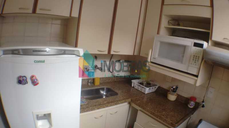 Cozinha - APARTAMENTO NO FLAMENGO COM VAGA DE GARAGEM!!!! - FLFL20001 - 9