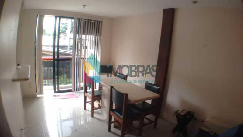 Sala com Cozinha em Estrilo Am - APARTAMENTO NO FLAMENGO COM VAGA DE GARAGEM!!!! - FLFL20001 - 7