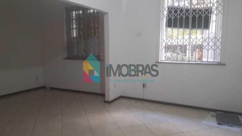 4 - Apartamento Humaitá, IMOBRAS RJ,Rio de Janeiro, RJ À Venda, 3 Quartos, 75m² - BOAP30335 - 5