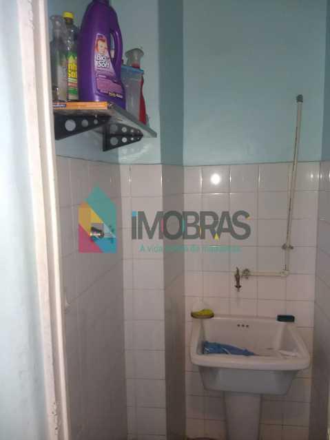 7 - Apartamento 2 quartos para alugar Botafogo, IMOBRAS RJ - R$ 2.400 - BOAP20427 - 16
