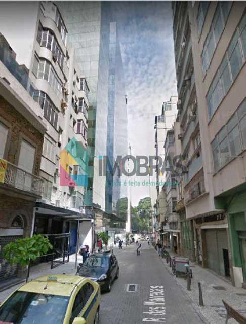 1 2 - Kitnet/Conjugado 21m² à venda Centro, IMOBRAS RJ - R$ 110.000 - BOKI00069 - 7
