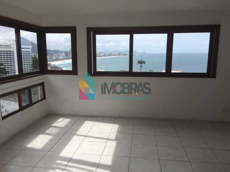 sala - Apartamento 2 quartos à venda Vidigal, Rio de Janeiro - R$ 400.000 - BOAP20446 - 4