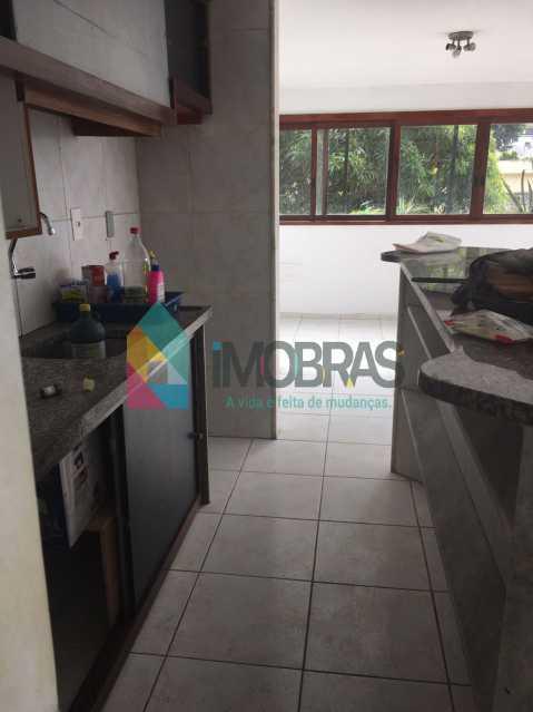 cozinha americana - Apartamento 2 quartos à venda Vidigal, Rio de Janeiro - R$ 400.000 - BOAP20446 - 7