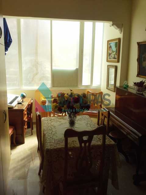 SALA - Kitnet/Conjugado 30m² à venda Rua Marechal Cantuária,Urca, IMOBRAS RJ - R$ 580.000 - BOKI00067 - 3