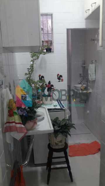 COZINHA - Kitnet/Conjugado 30m² à venda Rua Marechal Cantuária,Urca, IMOBRAS RJ - R$ 580.000 - BOKI00067 - 5
