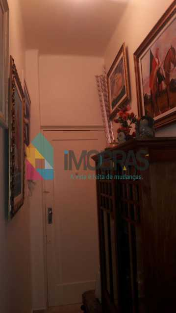 HALL DE ENTRADA - Kitnet/Conjugado 30m² à venda Rua Marechal Cantuária,Urca, IMOBRAS RJ - R$ 580.000 - BOKI00067 - 4