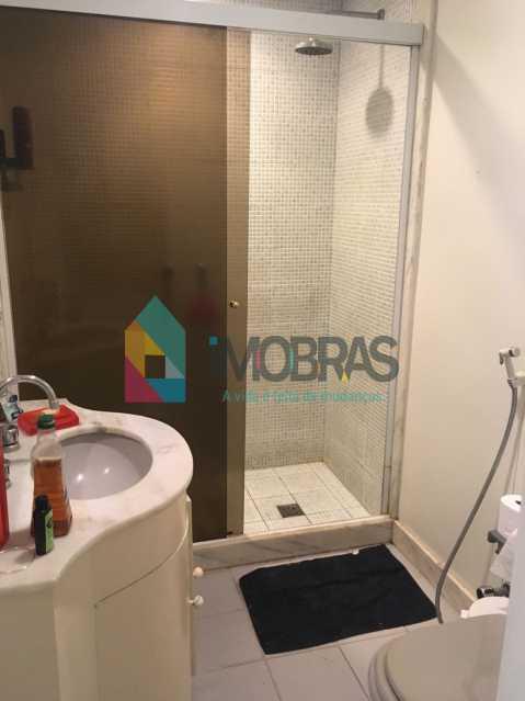 Banheiro da suíte 3  - Apartamento Flamengo,IMOBRAS RJ,Rio de Janeiro,RJ Para Venda e Aluguel,3 Quartos,250m² - FLAP30067 - 11
