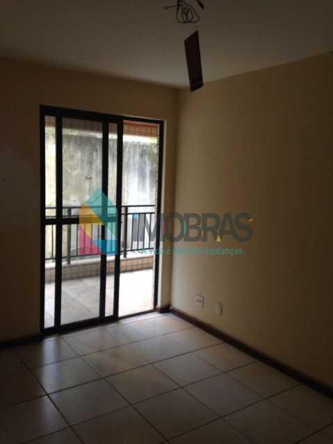 Varanda - Apartamento 2 quartos à venda Catete, IMOBRAS RJ - R$ 470.000 - FLAP20059 - 4