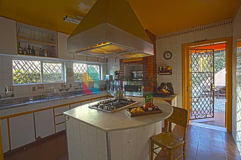Cozinha 3 - EXCELENTE CASA EM COSME VELHO!!! - FLCA40001 - 9