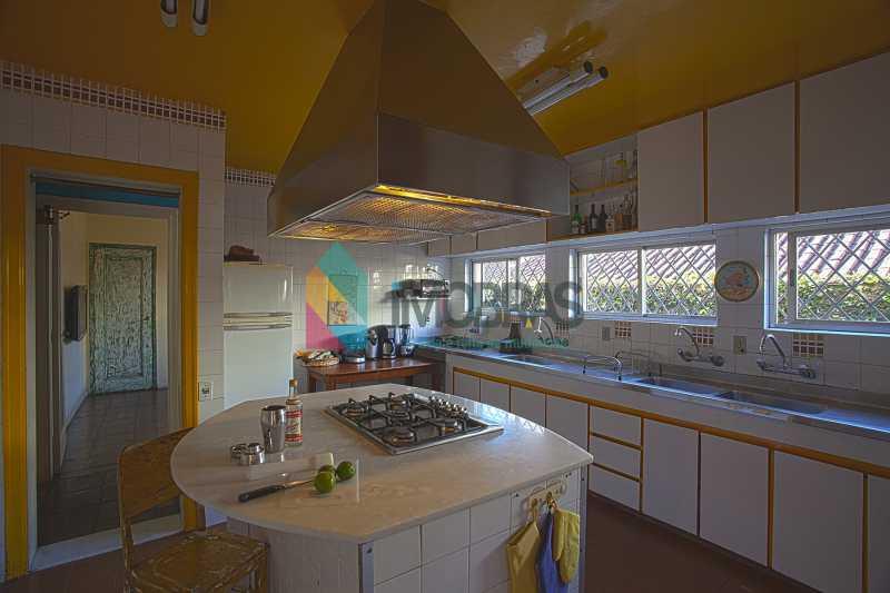 Cozinha 2 - EXCELENTE CASA EM COSME VELHO!!! - FLCA40001 - 10