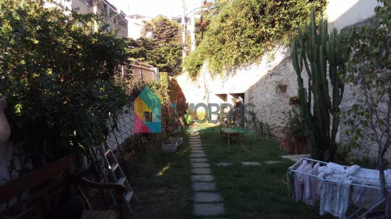Quintal - Casa Rua Costa Bastos,Santa Teresa,Rio de Janeiro,RJ À Venda,4 Quartos,83m² - BOCA40009 - 4