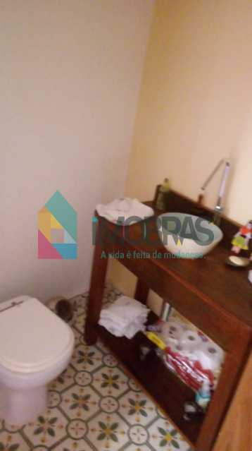Lavabo - Casa Rua Costa Bastos,Santa Teresa,Rio de Janeiro,RJ À Venda,4 Quartos,83m² - BOCA40009 - 20
