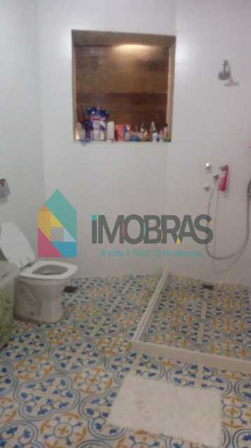 Banheiro Social - Casa Rua Costa Bastos,Santa Teresa,Rio de Janeiro,RJ À Venda,4 Quartos,83m² - BOCA40009 - 19