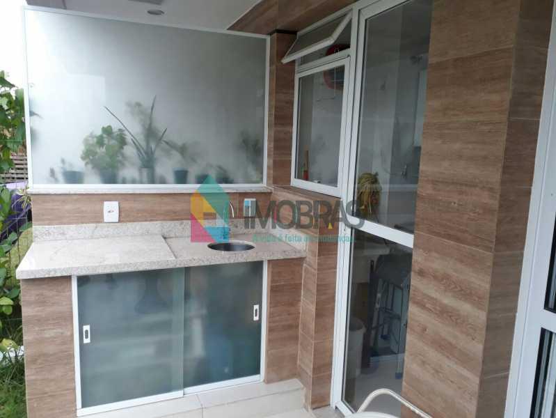 b138469f-980e-4dba-bee5-cd6bdb - Apartamento Rua Daniel Barreto dos Santos,Recreio dos Bandeirantes, Rio de Janeiro, RJ À Venda, 3 Quartos, 154m² - CPAP30733 - 14