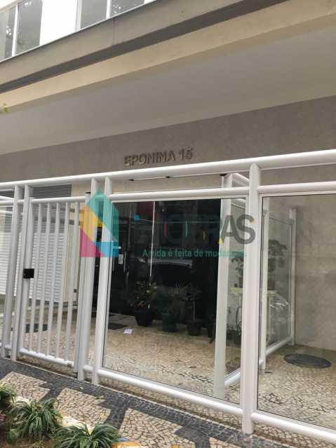 Frente loja - Loja Catete,IMOBRAS RJ,Rio de Janeiro,RJ À Venda,69m² - FLLJ00004 - 1