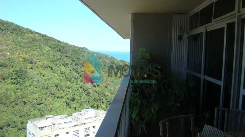 DSC08463 - Cobertura 4 quartos à venda São Conrado, IMOBRAS RJ - R$ 1.900.000 - FLCO40002 - 12