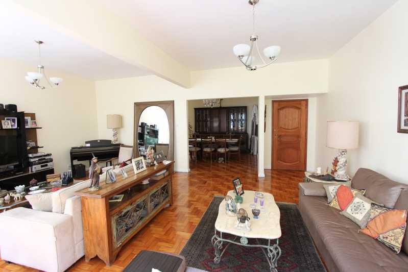 2 - Sala estar 2 - Apartamento à venda Rua Assis Brasil,Copacabana, IMOBRAS RJ - R$ 2.360.000 - AP913 - 9