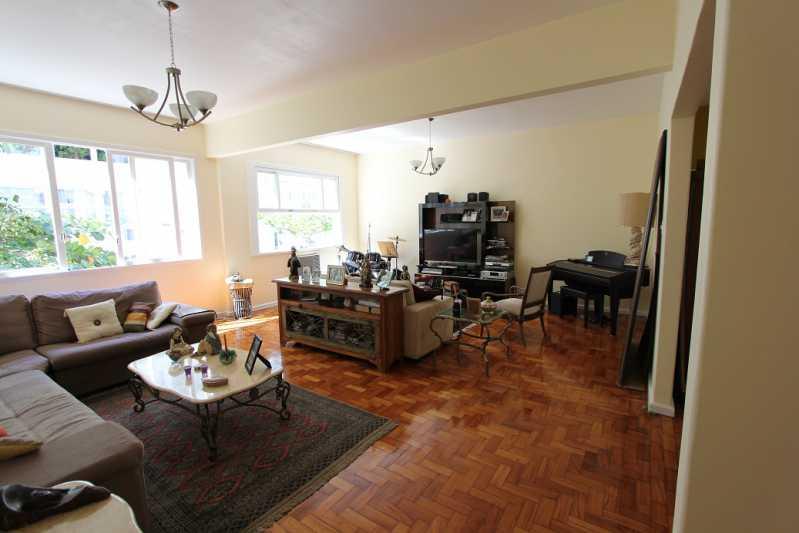 3 - Sala estar 3 - Apartamento À VENDA, Copacabana, Rio de Janeiro, RJ - AP913 - 10