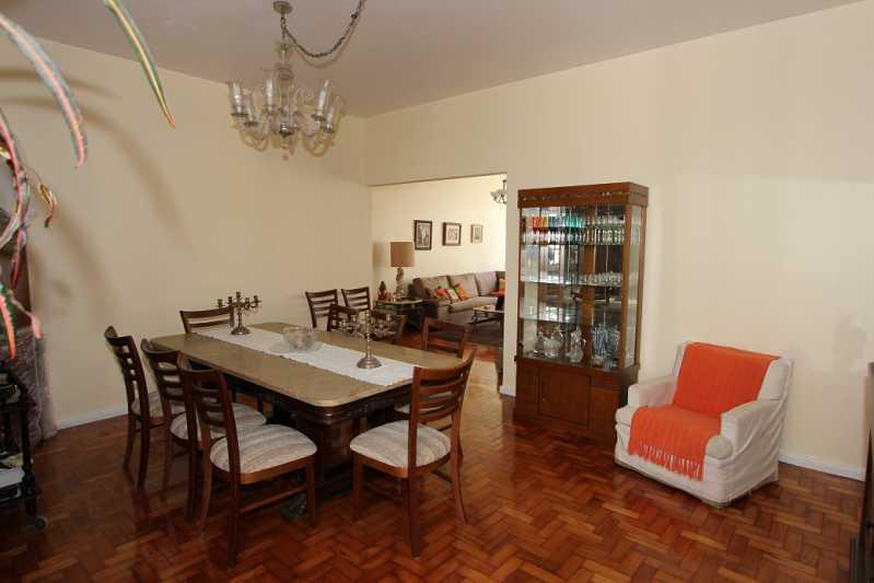 4 - Sala Jantar 1 - Apartamento À VENDA, Copacabana, Rio de Janeiro, RJ - AP913 - 11