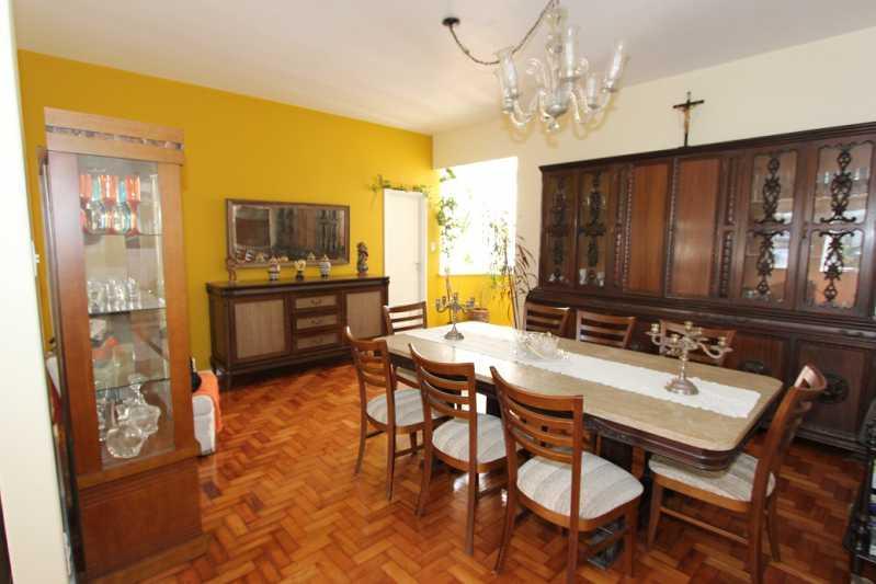 5 - Sala Jantar 2 - Apartamento À VENDA, Copacabana, Rio de Janeiro, RJ - AP913 - 3