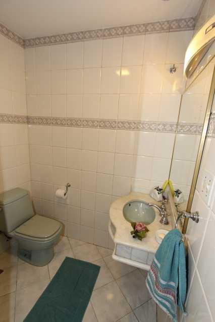 8 - Banheiro 2 - Apartamento À VENDA, Copacabana, Rio de Janeiro, RJ - AP913 - 12