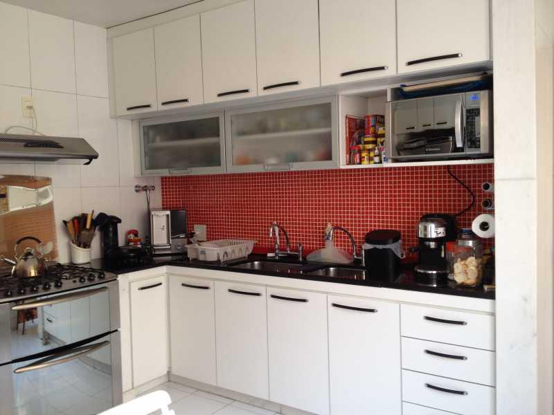 13 - Cozinha 1 - Apartamento à venda Rua Assis Brasil,Copacabana, IMOBRAS RJ - R$ 2.360.000 - AP913 - 6