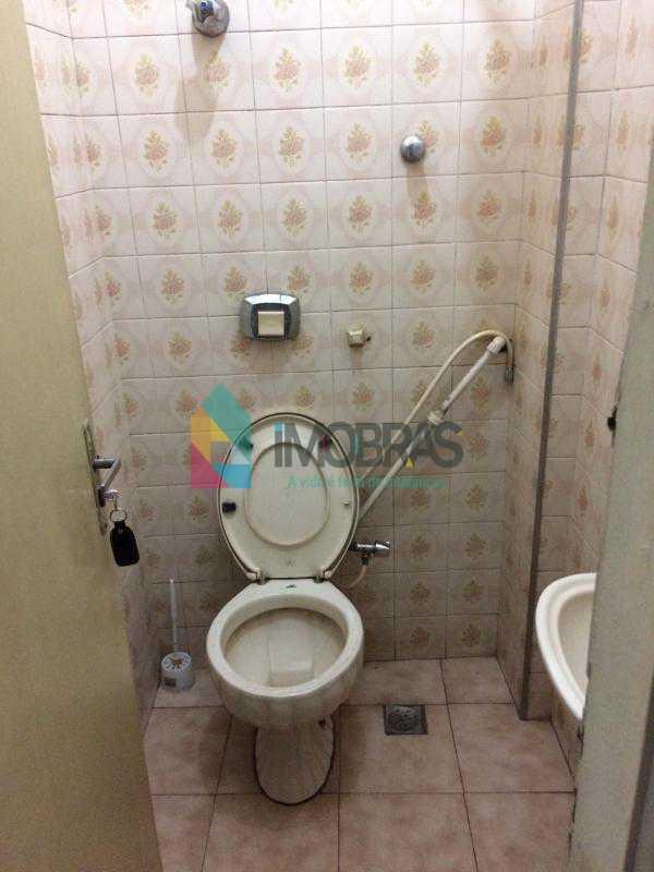 banheiro - Sala Comercial 24m² à venda Centro, IMOBRAS RJ - R$ 150.000 - FLSL00014 - 3