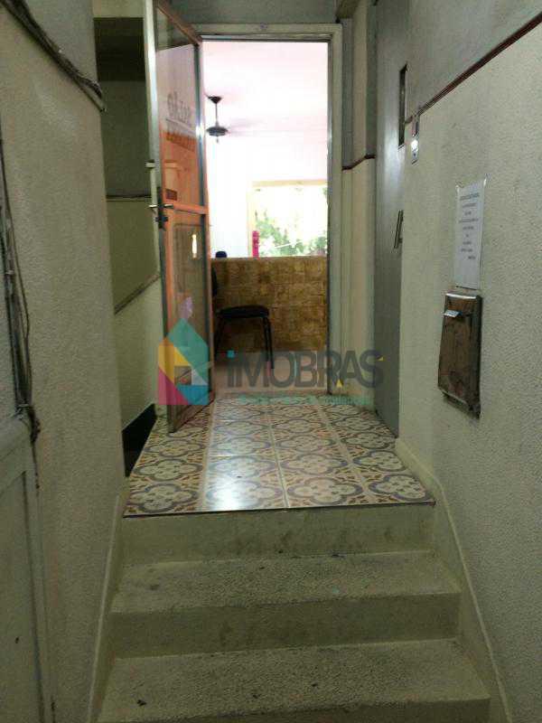 corredor externo - Sala Comercial 24m² à venda Centro, IMOBRAS RJ - R$ 150.000 - FLSL00014 - 4