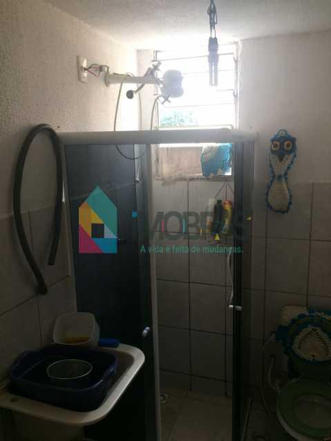 banheiro - Apartamento Estácio,Rio de Janeiro,RJ À Venda,2 Quartos,43m² - FLAP20092 - 3