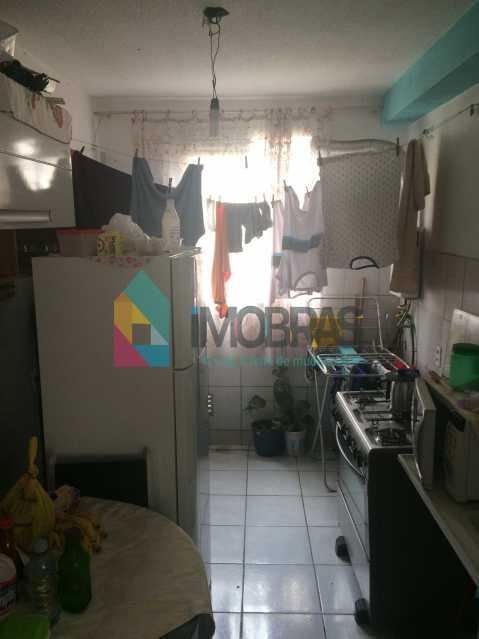 cozinha - Apartamento Estácio,Rio de Janeiro,RJ À Venda,2 Quartos,43m² - FLAP20092 - 7