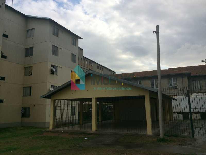 Área externa - Salão - Apartamento Estácio,Rio de Janeiro,RJ À Venda,2 Quartos,43m² - FLAP20092 - 9