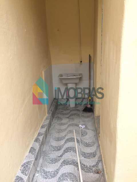varanda - Apartamento Rio Comprido,Rio de Janeiro,RJ À Venda,2 Quartos,50m² - FLAP20094 - 13