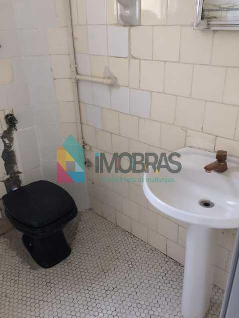 banheiro - Apartamento Rio Comprido,Rio de Janeiro,RJ À Venda,2 Quartos,50m² - FLAP20094 - 16