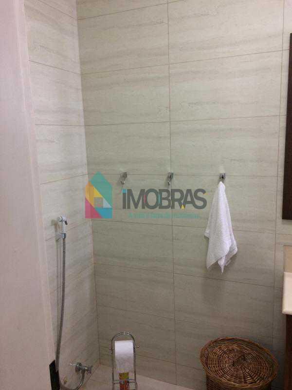 banheiro suíte - Apartamento À VENDA, Flamengo, Rio de Janeiro, RJ - FLAP30093 - 7