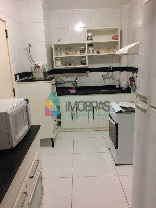 cozinha - Apartamento À VENDA, Flamengo, Rio de Janeiro, RJ - FLAP30093 - 13