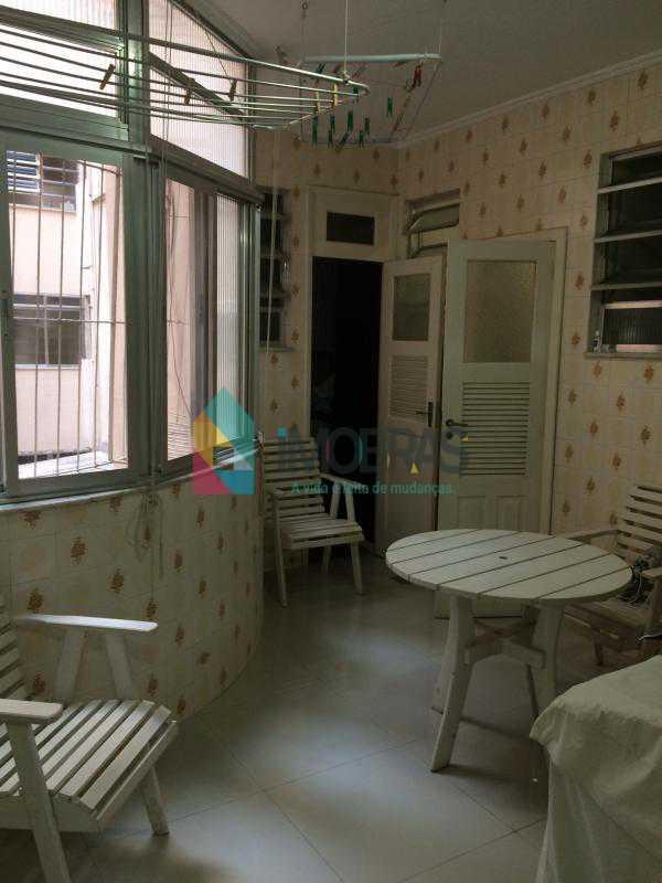área de serviço - Apartamento À VENDA, Flamengo, Rio de Janeiro, RJ - FLAP30093 - 14