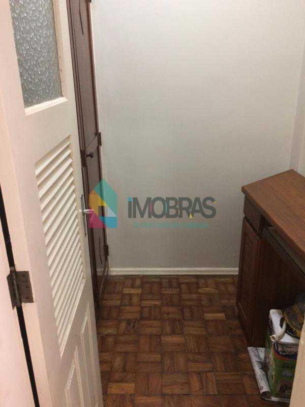 quarto empregada - Apartamento À VENDA, Flamengo, Rio de Janeiro, RJ - FLAP30093 - 15