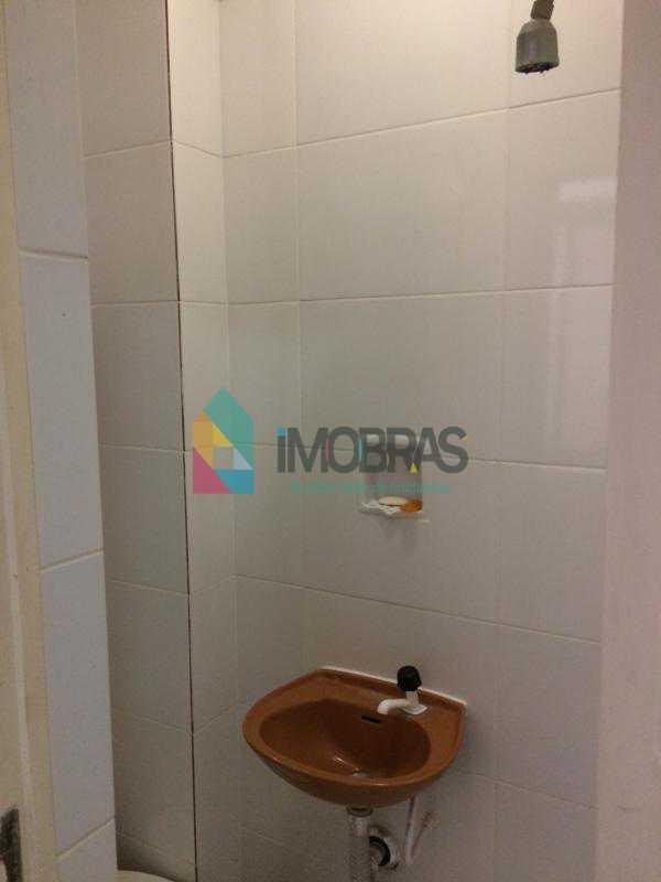 banheiro empregada - Apartamento À VENDA, Flamengo, Rio de Janeiro, RJ - FLAP30093 - 16