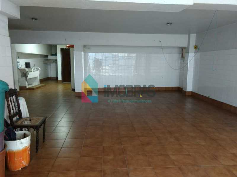 1ª garagem - Casa à venda Rua General Mariante,Laranjeiras, IMOBRAS RJ - R$ 2.000.000 - FLCA50001 - 27