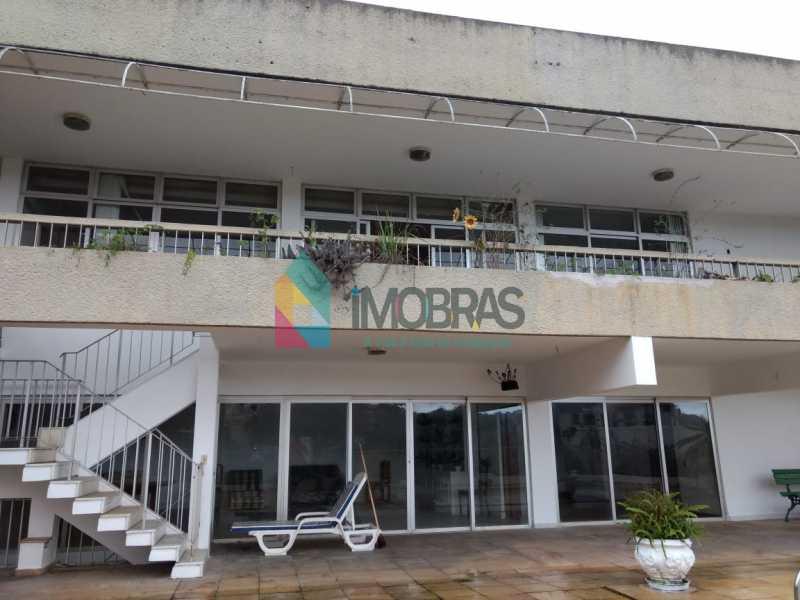 1º e 2º pavimentos - Casa à venda Rua General Mariante,Laranjeiras, IMOBRAS RJ - R$ 2.000.000 - FLCA50001 - 1