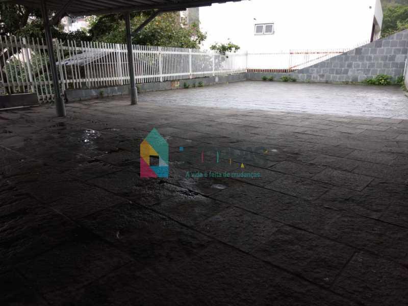 2º garagem - Casa à venda Rua General Mariante,Laranjeiras, IMOBRAS RJ - R$ 2.000.000 - FLCA50001 - 16