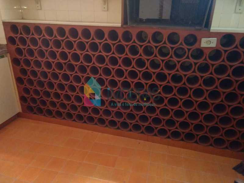 adega 1 - Casa à venda Rua General Mariante,Laranjeiras, IMOBRAS RJ - R$ 2.000.000 - FLCA50001 - 25
